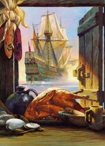 Mayflower Menu