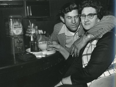 Fred's Lounge, Mamou, LA, 1977