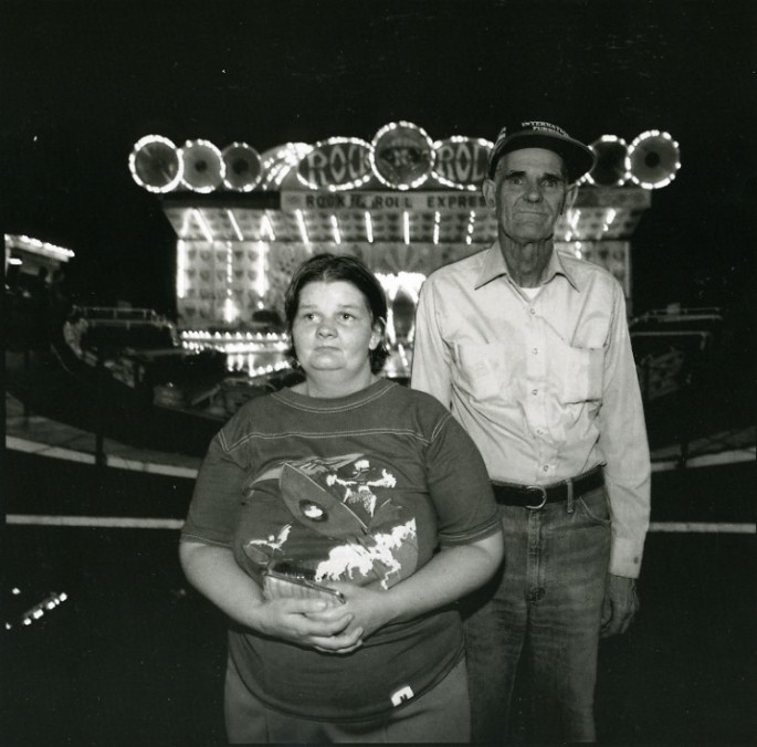 Obion County Fair, TN 1990