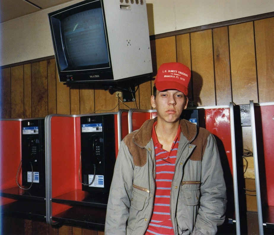 "Carlisle, Pennsylvania 1988 from Marc Wise's"" Truck Stop"""
