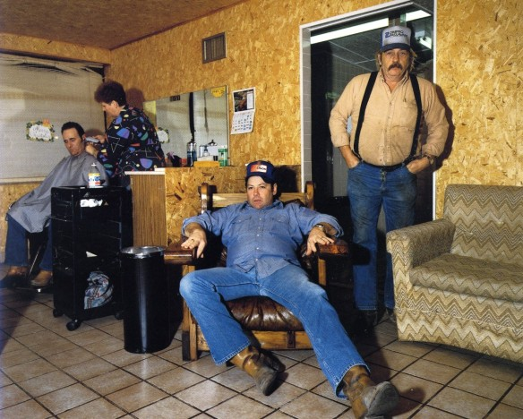 "Tallapoosa, GA 1989 from Marc Wise's ""Truck Stop"""