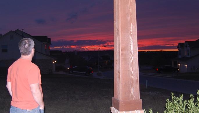 Sunset 001