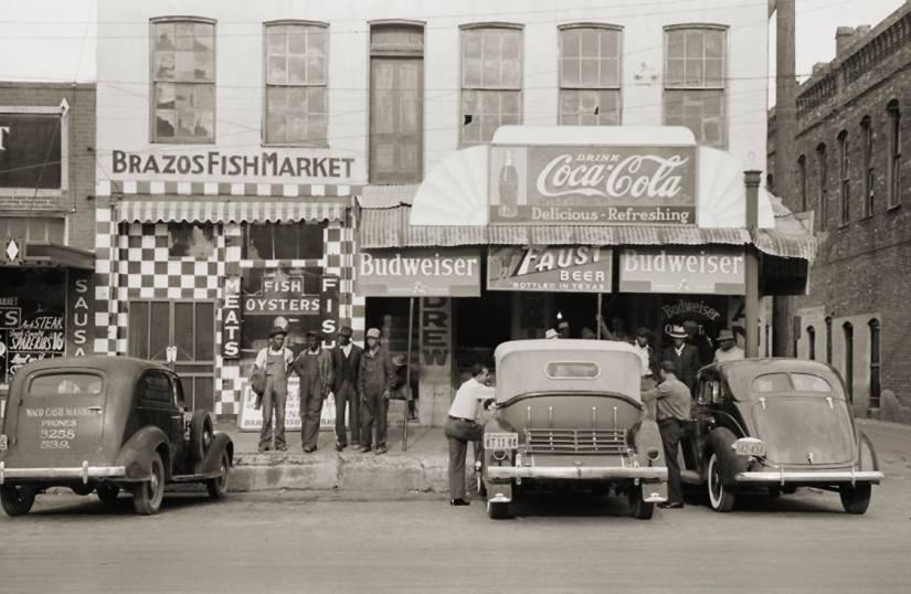 Waco, TX  1939
