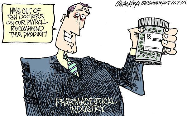 Docs and Big Pharma