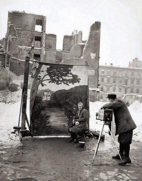 Michael Nash 1946 Poland