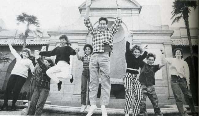 Louisiana State University 1985