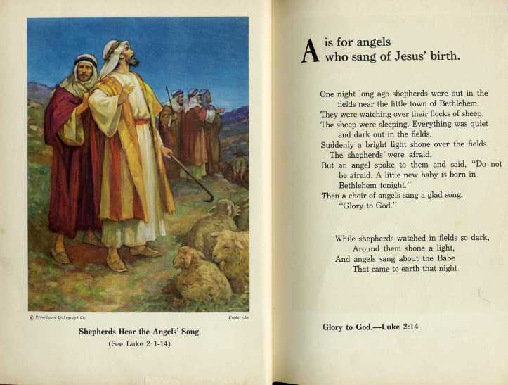 ABC Stories of Jesus by Mildred Edwards