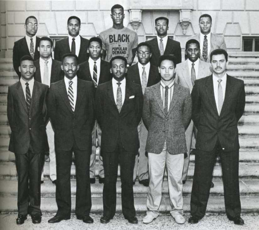 Alpha Phi Alpha 1988 University of Texas