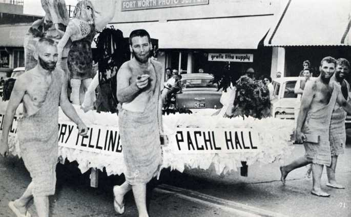 1963 Pachl Hall Float