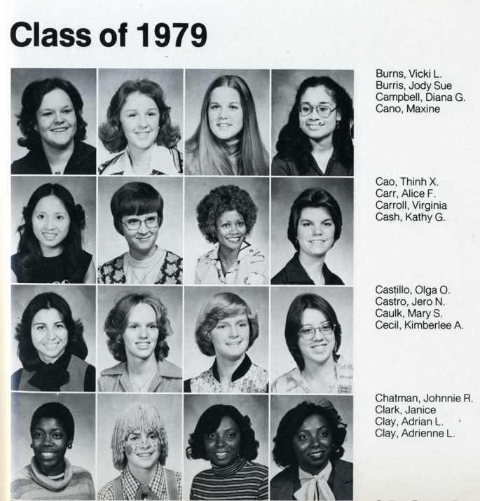 1978 Tx Women's Univ