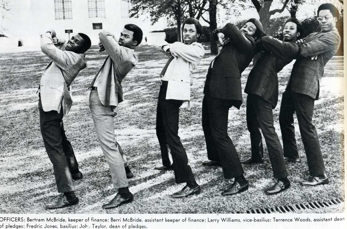 1971 U.T. Omega Psi Phi