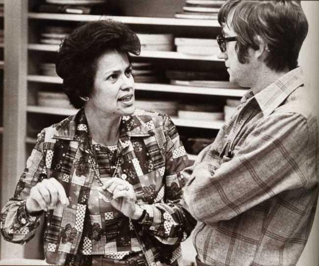 1978 UT faculty discuss Chautuagua Program