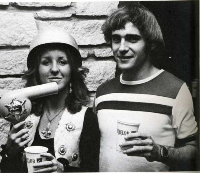 "Alpha Zeta ""Star Wars"" match 1978"