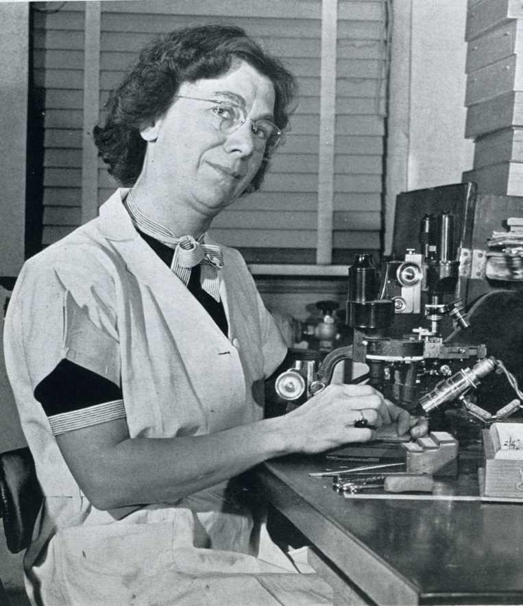 Kathleen Doering, Assoc Professor of Entomology