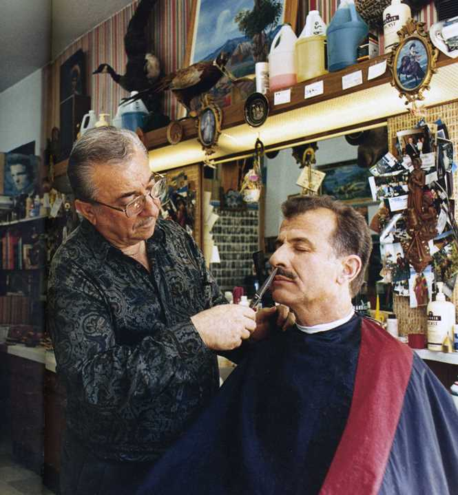 Barbershops, Black Dog Publishing