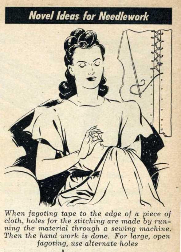 1949 Popular Mechanics: Shortcuts to Better Housekeeping