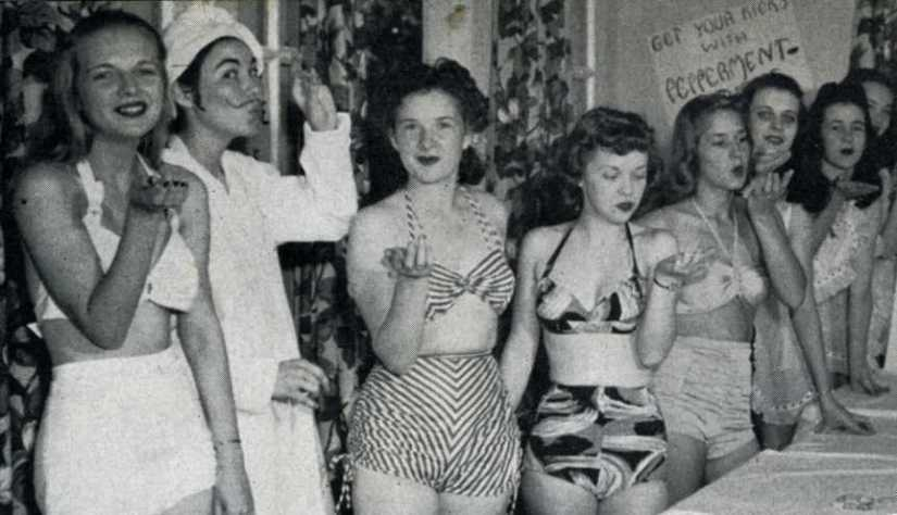 1948 Oklahoma dames