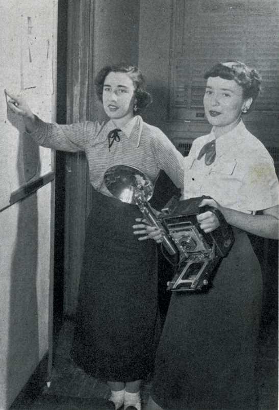 1952 Ventana Yearbook