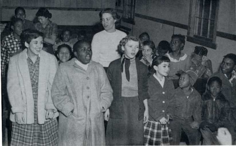 1955 Baptist Student Union Mission Work