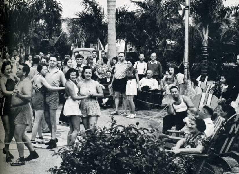"""Miami, FL 1938 """"This Fabulous Century"""" Time Life"""