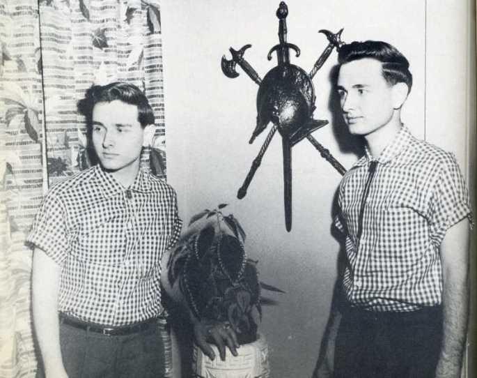twins 1956