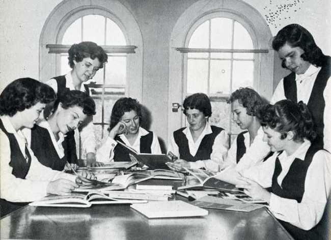 St. Mary's Academy, Amarillo, TX 1959