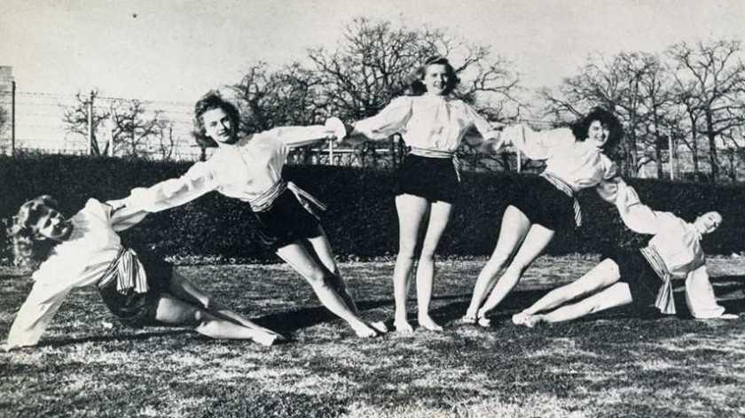 N Tx State Univ 1946 Tumblers