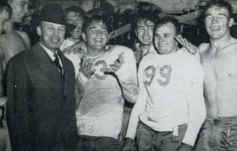 UT football team 1941