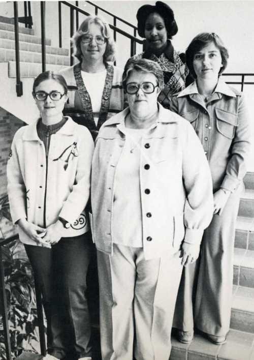 Tx Women's Univ 1978