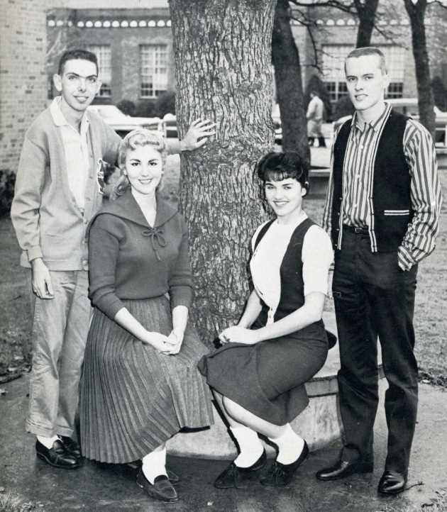 Arlington State College 1960