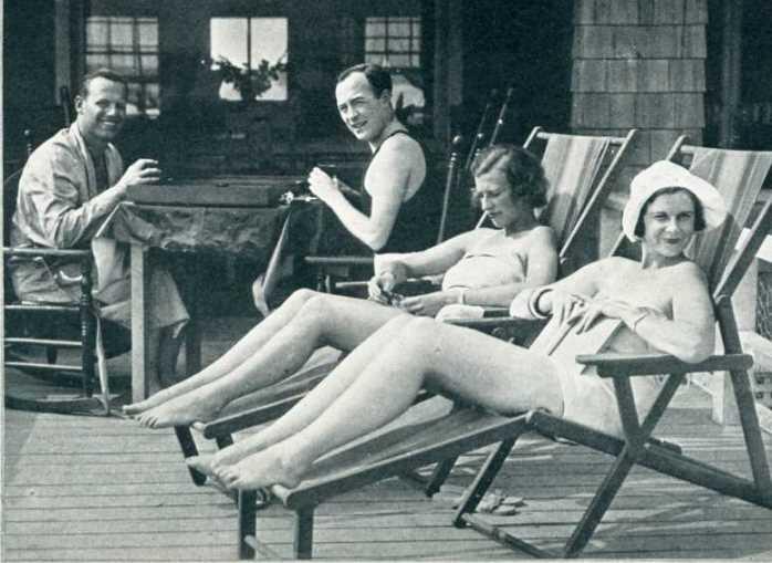Spur mag, Sept 1932