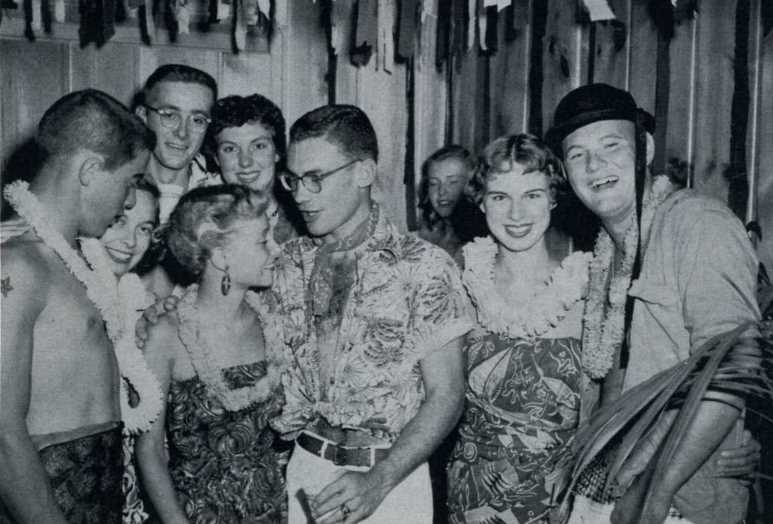 Univ of Colorado 1955