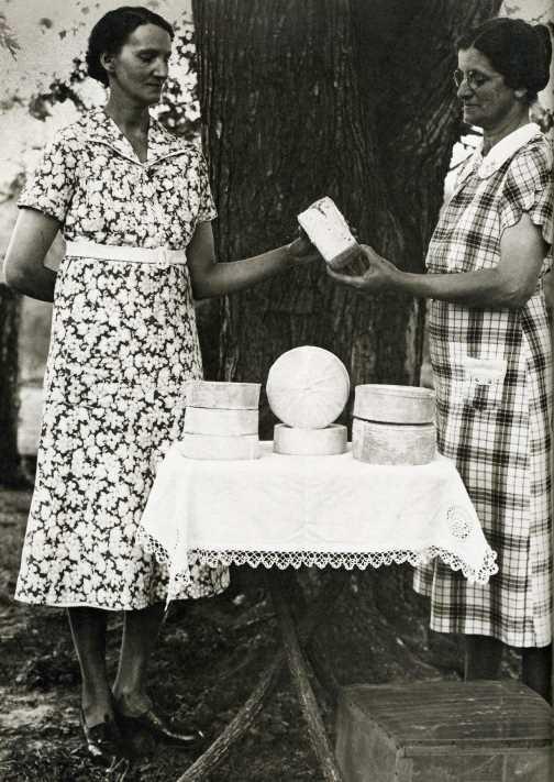 Home Demonstration Club, Virginia 1939