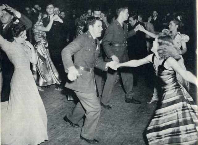 1941 Arkansas Tech, Life