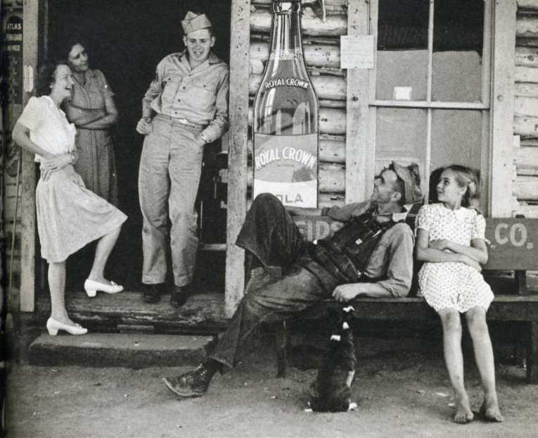 Brown Summit, North Carolina 1944