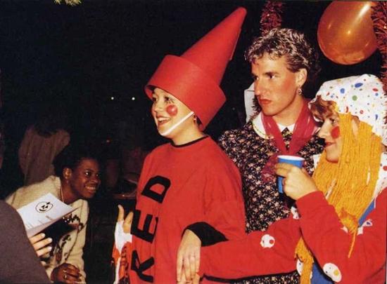 TX A&M Halloween 1989