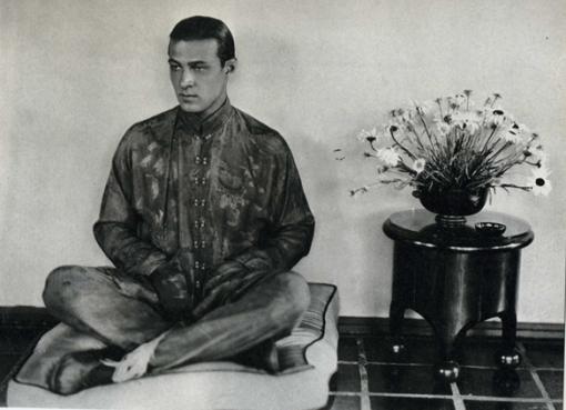 Rudolph Valentino, 1924