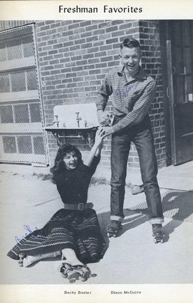 Arrowhead Yearbook 1954
