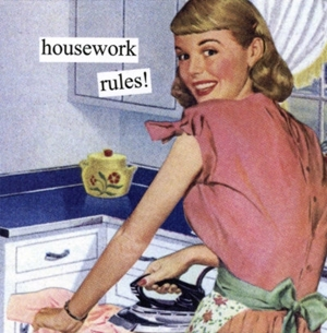 01324-Housework-Rules-Posters