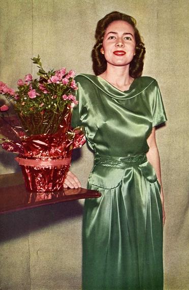 1948 Bluebonnet Belle Kitty Moore