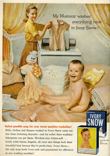 Good Housekeeping Feb 1958