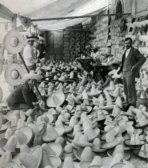 Mexico City 1911, Underwood & Underwood