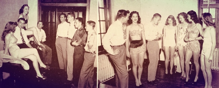 1948 UT 10 Most Beautiful Girls Competition