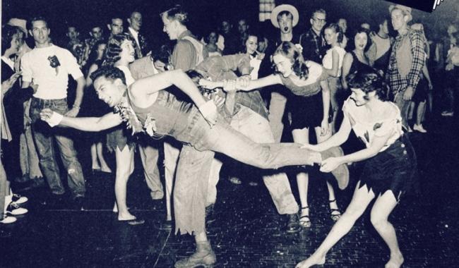 1949 Redskin, Sadie Hawkins Dance