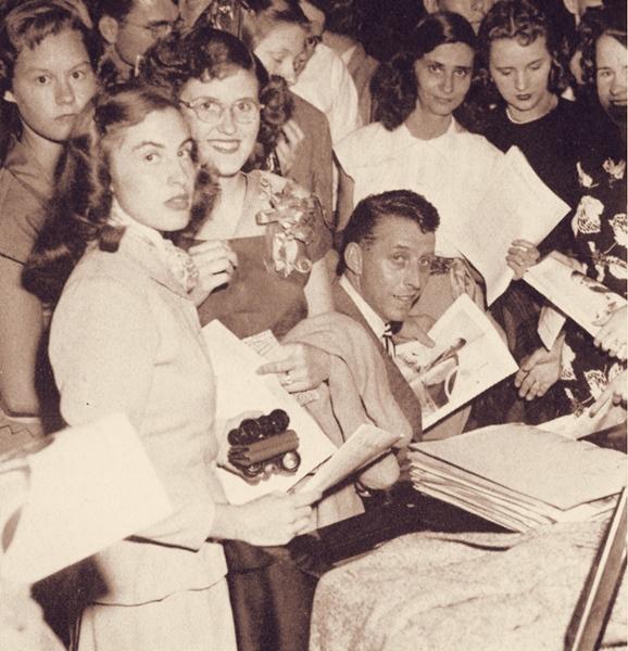 1949 Redskin, Orchestra Leader Stan Kenton