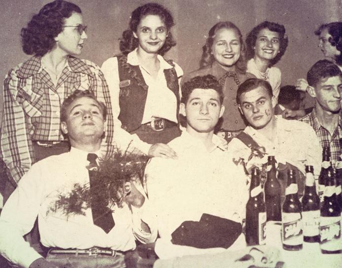 1949 Sadie Hawkins Dance, Univ of Texas
