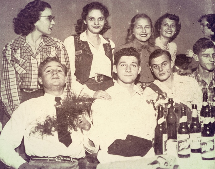 1949 Sadie Hawkins Dance, Univ of Texas