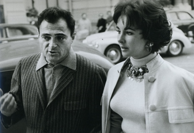 Mike Todd and Liz Taylor in Monte Carlo 1958 (Riviera Cocktail)