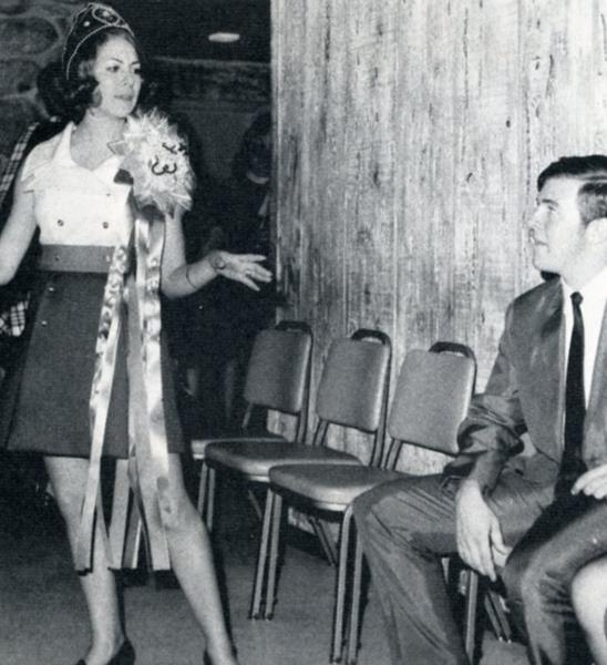 1970 Blackcat Sophomore Sweetheart Dance