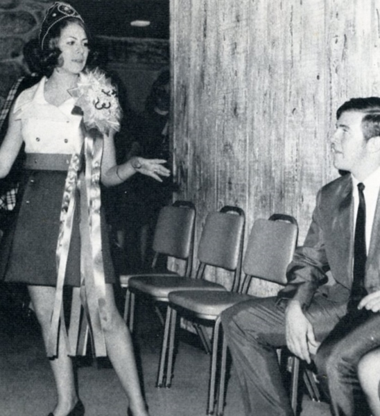 1970 Blackcat Sophomore Sweetheart Dance